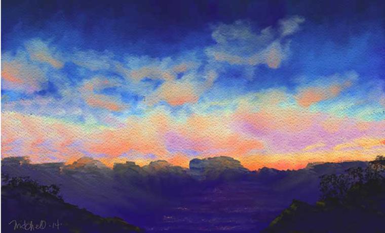 Pastel Sky-2