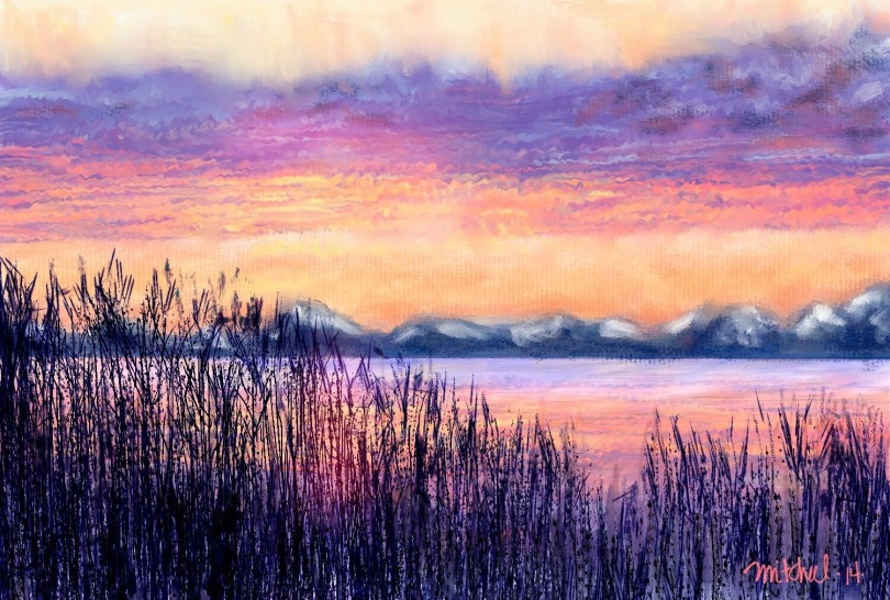 Warren's Sunset
