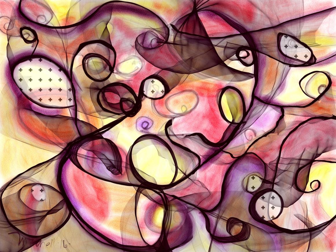 Sumi Watercolor 3